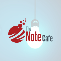 Thenote Logo Design