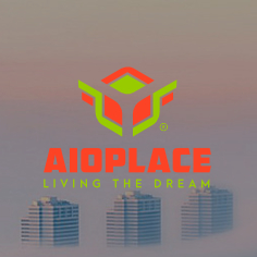 Aioplace Logo Design