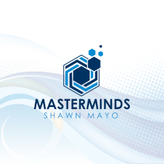 Masterminds Logo Design