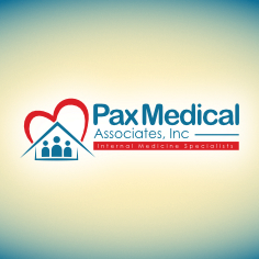 Paxmedical Logo Design
